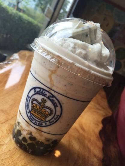 Hershey Cookies and Cream with Pearls