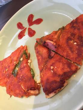 Kimchi Pancake