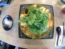 Korean Kimchi Hot Soup