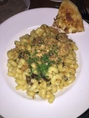 Truffle Mushroom Craft Mac & Cheese