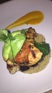 Chipotle Mango Chicken with Quinoa