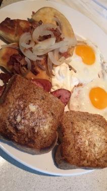 Ukranian Breakfast